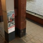 Oxo Tower Column Poster