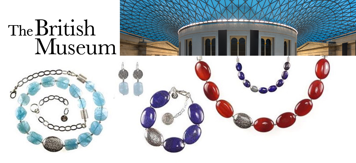 Permanent core collection at British Museum present
