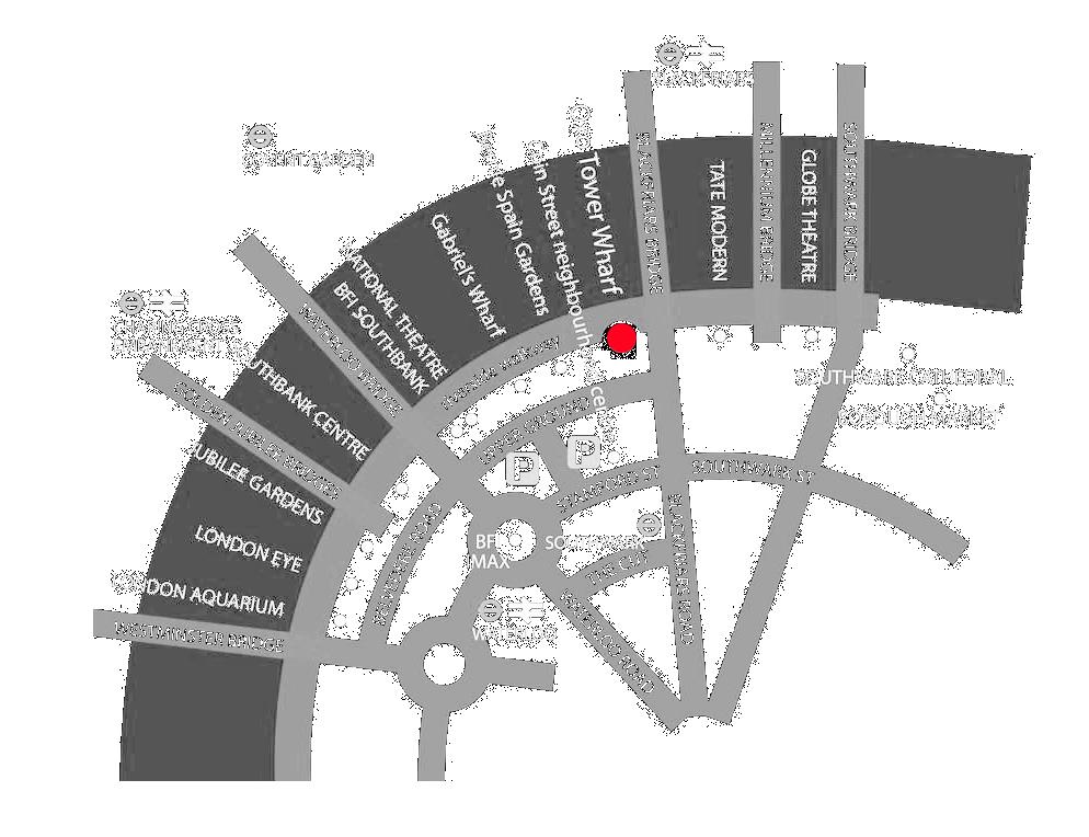 Sima Vaziry Shop Map