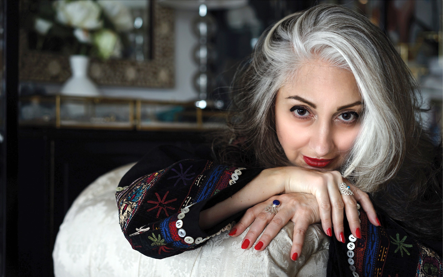 Sima Vaziry Jewellery Designer