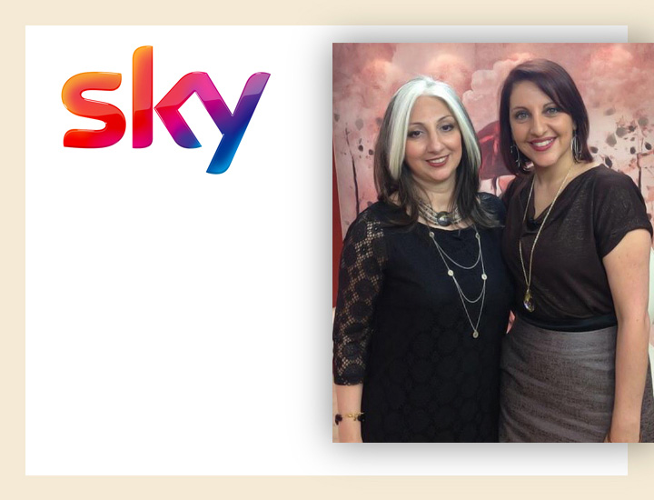 sky tv chrissyb show sima vaziry jewellery