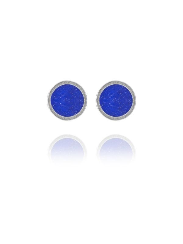 Alina lapis earrings