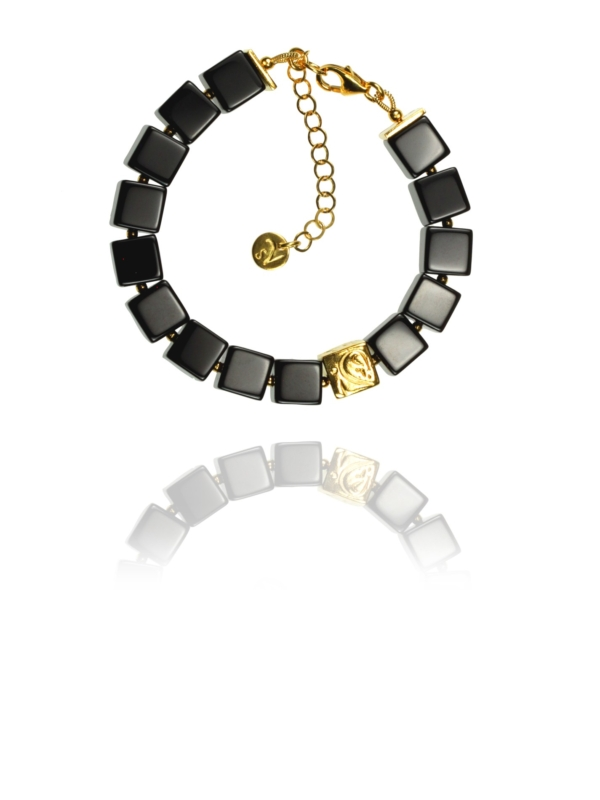 Journey Gateway onyx bracelet