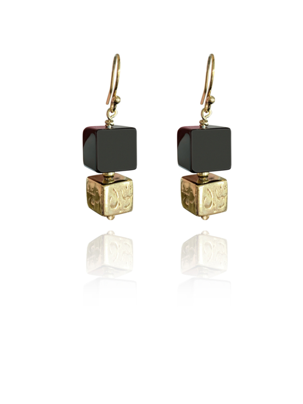 Journey Gateway earrings
