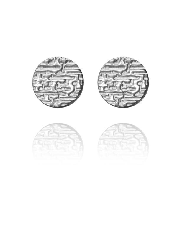 Kuffic cufflinks silver