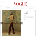 Press Vogue Italy Small