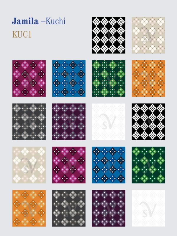 Jamila – Kuchi patterns