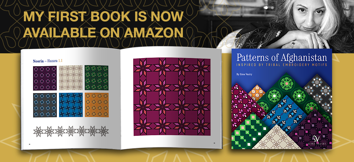 NEWS Book Patterns of Afghanistan