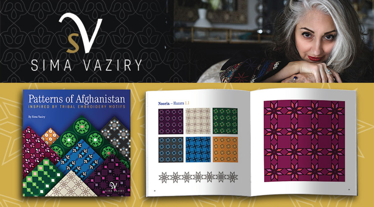 Patterns of Afhanistan on Amazon