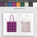 Patterns watermarks TAJ