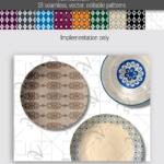Patterns watermarks TUR