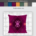 Patterns watermarks UZB