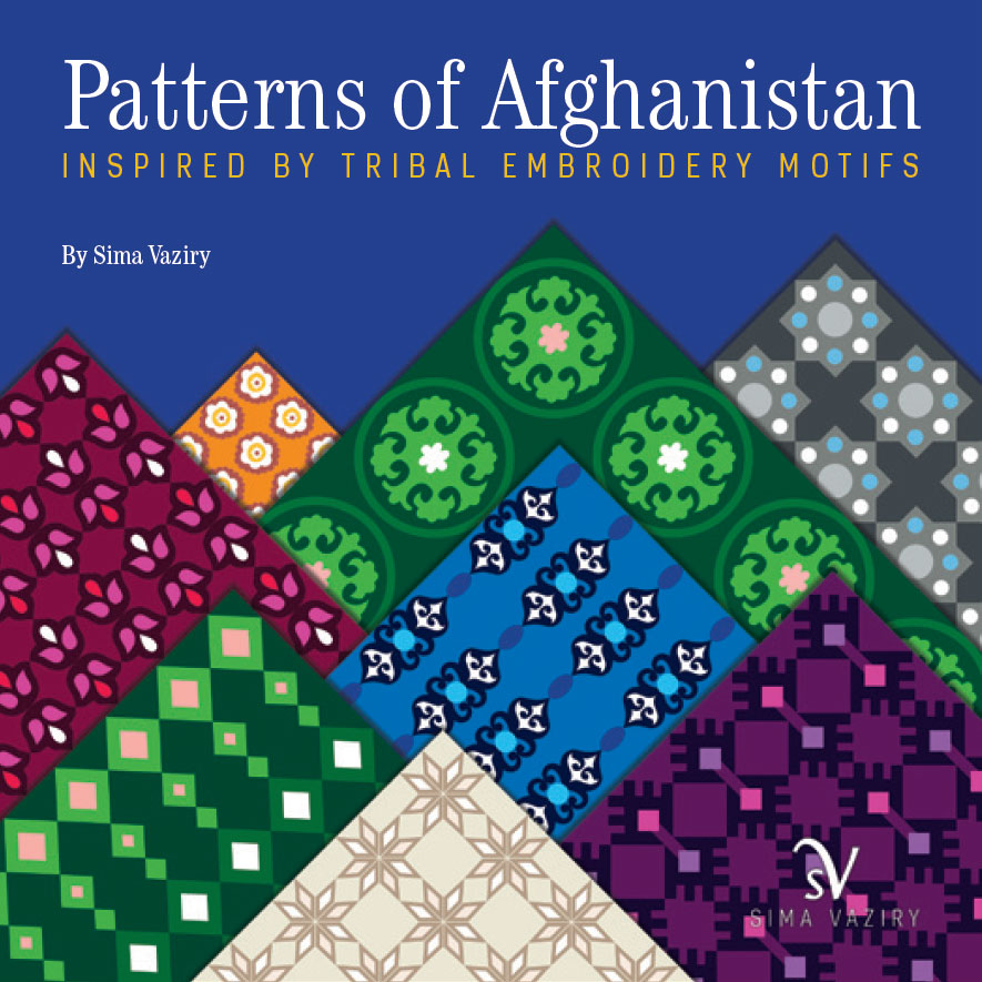 patterns of afghanistan book cover front x