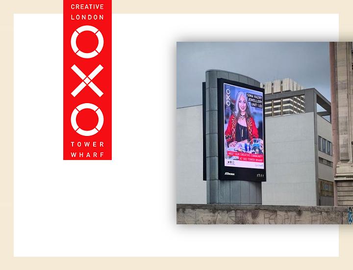 Oxo billboard